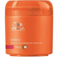 Drėkinanti kaukė šiurkštiems plaukams - ENRICH MASK COARSE, 150 ml