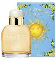 Dolce & Gabbana Light Blue Sun Pour Homme 75ml EDT