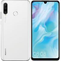 Huawei P30 Lite Dual 128GB White (Baltas)
