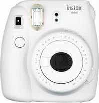 FUJIFILM Instax Mini 9 Smokey White + 10 Films