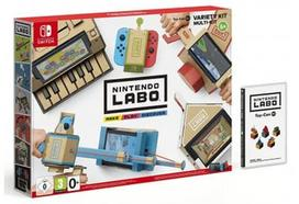 Nintendo Labo Toy-Con 01 - Variety Kit Nintendo Switch
