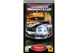 Midnight Club: L.A. Remix PSP
