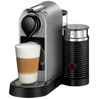 Nespresso Citiz Milk Silver (Sidabrinis)