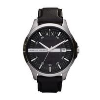 ARMANI EXCHANGE - Hampton AX2101  Black/Silver