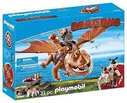 Playmobil Dragons Fishlegs and Meatlug 9460