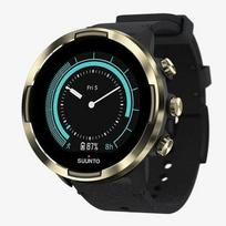 SUUNTO 9 BARO Gold Leather (Auksinis)