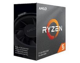 AMD Ryzen 5 3600X, 6C/12T, 4.4 GHz, 36 MB, AM4, 95W, 7nm, BOX