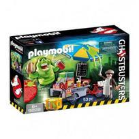 PLAYMOBIL Ghostbusters™ dešrainių vagis, 9222