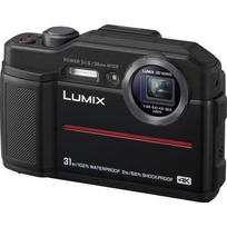 Panasonic Lumix DC-FT7 Black (Juodas)