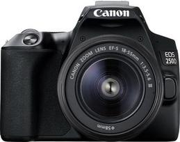 Canon EOS-250D kit 18-55 DC III