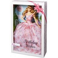 BARBIE kolekcinė lėlė gimtadienio princesė 2019, FXC76