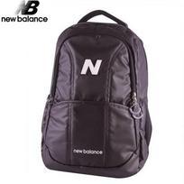 New Balance Premium linijos kuprinė (46x30x17cm) su 2 kišenėmis 392-89411 Juoda