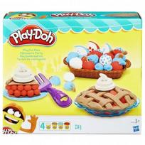 PLAY DOH rinkinys Playdoh Playful Pies, B3398EU4