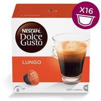 Nescafe Dolce Gusto Lungo, 16 vnt, 112 g