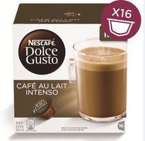 Nescafe Dolce Gusto Cafe Au Lait Intenso 16 vnt., 160 g