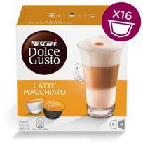 Nescafe Dolce Gusto Latte Macchiato, 16 vnt., 194 g