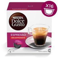 NESCAFÉ® Dolce Gusto® Espresso Decaffeinato, 16 vnt., 96 g