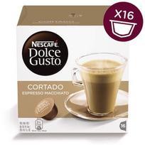 Nescafe Dolce Gusto Cortado, 16 vnt, 101 g