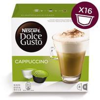Nescafe Dolce Gusto Cappuccino, 16 vnt., 186 g