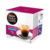 NESCAFE Dolce Gusto Espresso be kofeino