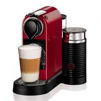 Nespresso Citiz Milk Red (Raudonas)