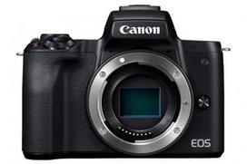 Canon EOS M50 Body (Black)