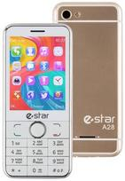 eSTAR A28 Dual Gold (Auksinis)