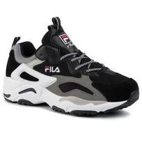 Laisvalaikio batai FILA - Ray Tracer 1010685.12S Black/White