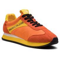 Laisvalaikio batai CALVIN KLEIN JEANS - Jerrold S0615 Multi Orange