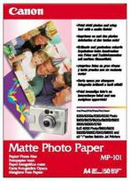 Foto popierius CANON MP-101 A4 170g/m2 50 lapų