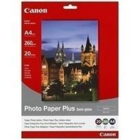 Popierius CANON foto SG-201,260g/m,20xA4,semigloss