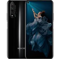 Huawei Honor 20 Pro Dual 256GB Phantom Black (Juodas)