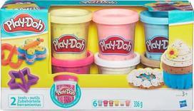 PLAY DOH rinkinys Playdoh Confetti Compound Collection, B3423EU4