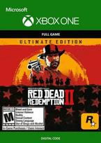 Red Dead Redemption 2 - Ultimate Edition (Xbox One) Xbox Live Key GLOBAL