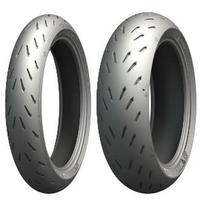 Michelin Power RS 120/70 ZR17 TL (58W) M/C, Priekinis ratas