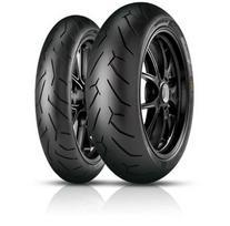 Pirelli Diablo Rosso II 180/60 ZR17 TL (75W) Užpakalinis ratas, M/C