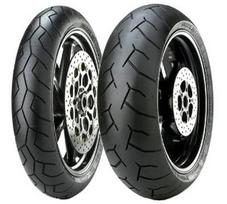 Pirelli Diablo 180/55 ZR17 TL (73W) Užpakalinis ratas, M/C