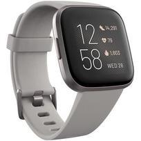 Fitbit Versa 2 (NFC) Stone/Mist Grey Aluminum (Pilkas)