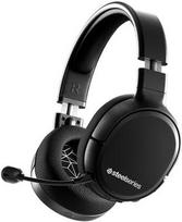 SteelSeries Arctis 1 Wireless Gaming Black (Juodos)