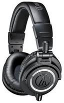 Audio-Technica ATH-M50X Black (Juodos)