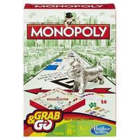 """HASBRO Kelioninis žaidimas """"Monopolis"""""""