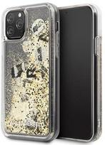 Karl Lagerfeld Glitter Back Case For Apple iPhone 11 Pro Black/Gold