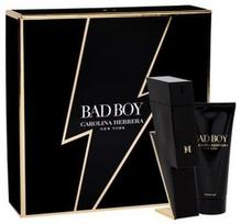 Carolina Herrera Bad Boy 100ml EDP + 100ml Shower Gel