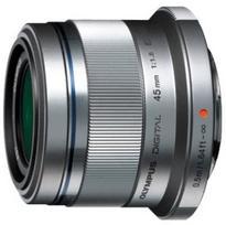 Olympus 45mm F1.8 M.Zuiko Digital Silver
