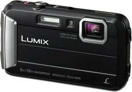 Panasonic Lumix DMC-FT30 Black (Juodas)