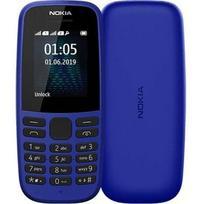 Nokia 105 2019 Dual Blue (Mėlynas)