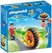 Playmobil Sports & Action Orange Roller Racer 9203