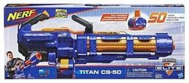Hasbro Nerf Elite Titan CS-50 Toy Blaster