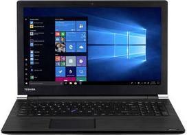 "Toshiba Tecra A50-EC-18T Black (Juodas) | 15.6"", Intel Core i3-8130U, 8GB RAM, 256GB SSD, UHD Graphics 620, Win10 Pro"