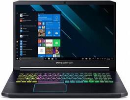 "Acer Predator Helios 300 | 17.3"", Intel Core i7-9750H, 8GB RAM, 512GB SSD, GeForce 1660Ti, Win10 Home"